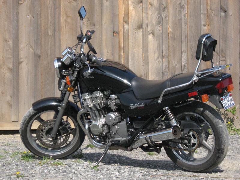 Used 1992 Honda Cb750 Nighthawk for sale in Lutterworth ...